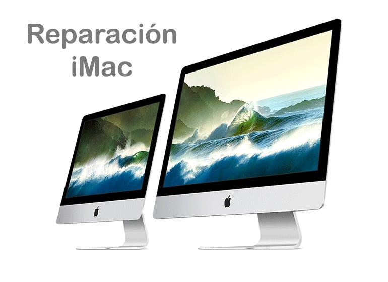 Cambiar disco duro de iMac en Servicio Técnico Apple