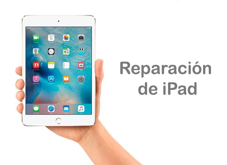 Solución para iPad que no carga