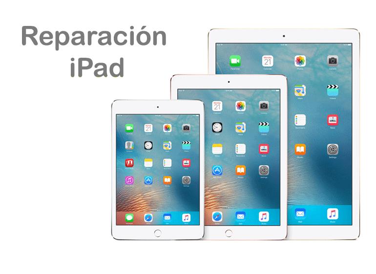 Arreglar cristal roto de iPad en Servicio Técnico Apple