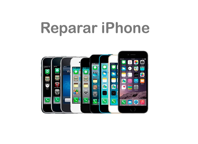 Arregla tu iPhone en Servicio Técnico Productos Apple