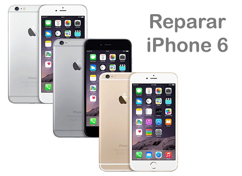 Reparar iPhone 6 en Servicio Técnico Apple