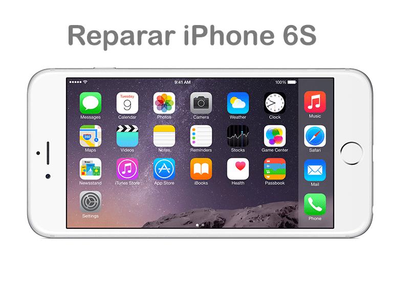 Cambiar batería de iPhone 6s en Servicio Técnico Apple