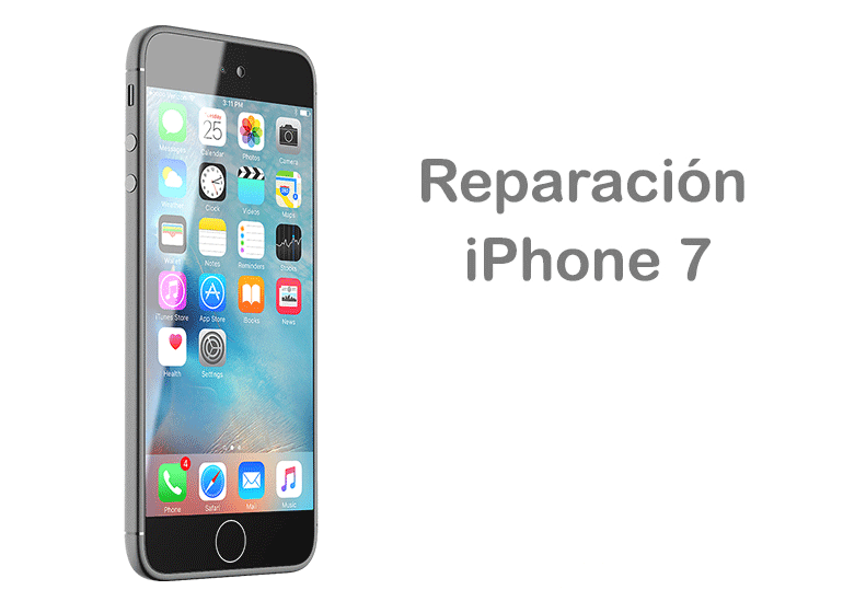 Reparar iPhone 7 en Servicio Técnico Apple