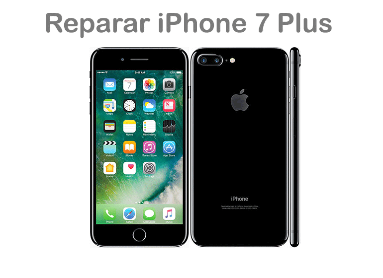 Cambiar batería de iPhone 7 Plus en  Servicio Técnico Apple