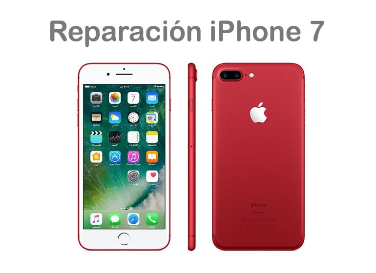 Cambiar la batería de iPhone 7 si no carga