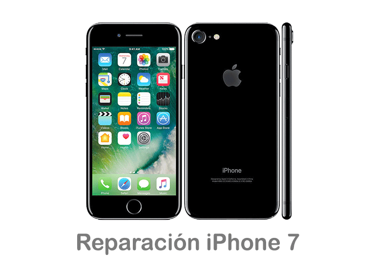 Reparar pantalla rota iPhone 7 en Servicio Técnico Productos Apple