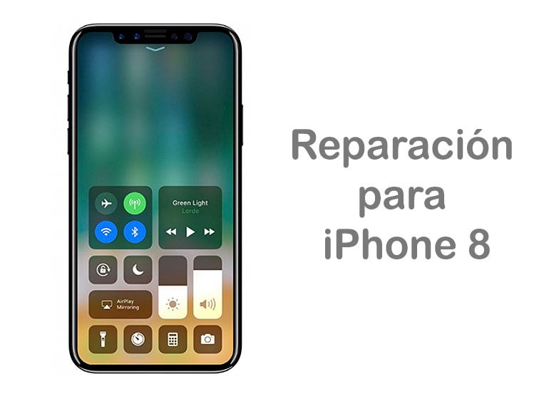Servicio Técnico Apple para iPhone 8 en Madrid
