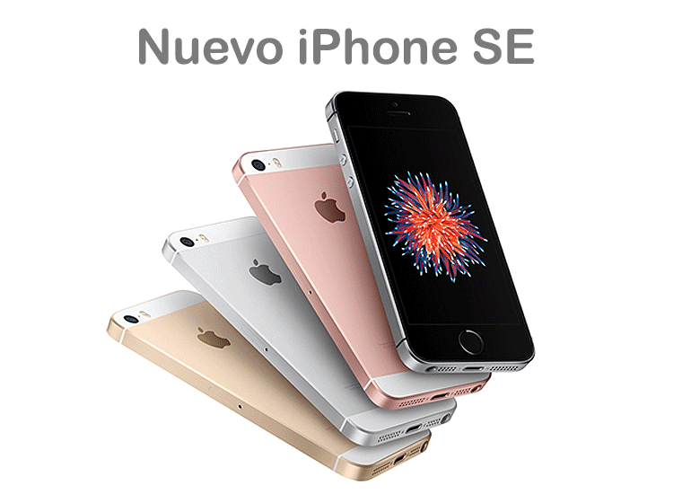 iPhone SE ya a la venta en España