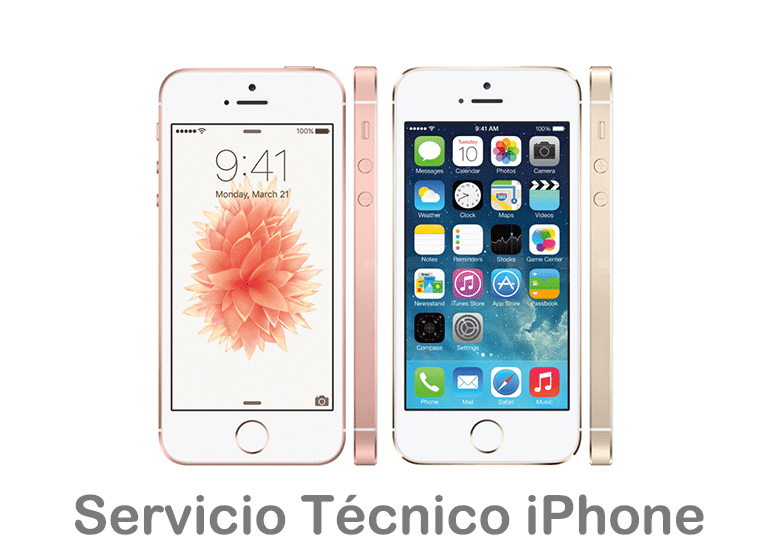 Arreglar iPhone SE en Servicio Técnico Apple