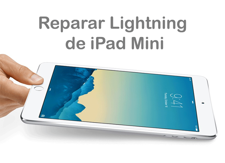 Servicio Técnico para iPad Pro, iPad Air y iPad Mini