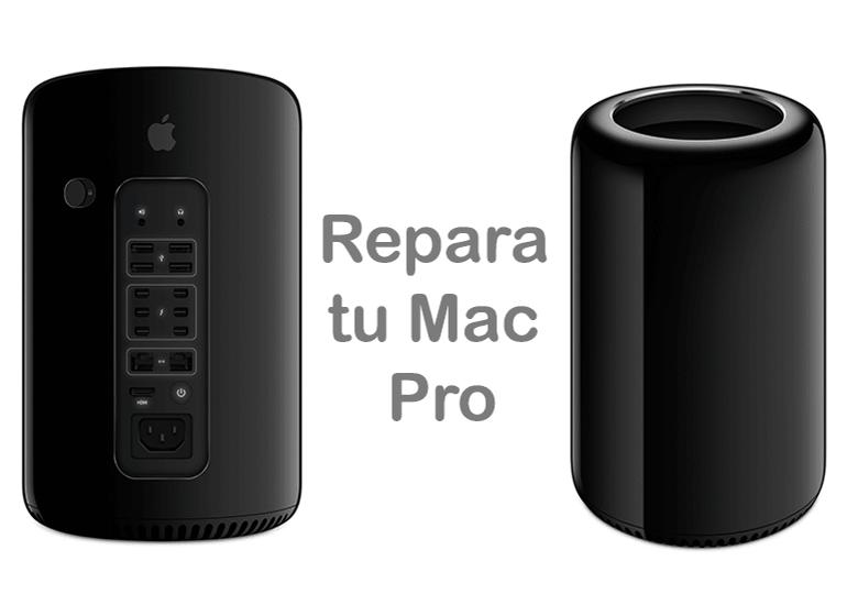 Reparar Mac Pro en Servicio Técnico Apple