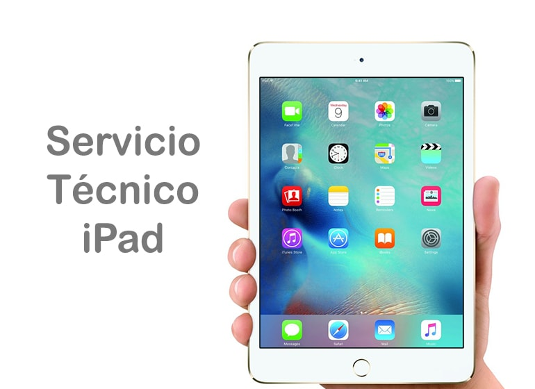 Cambiar cristal roto iPad Mini en Servicio Técnico Productos Apple