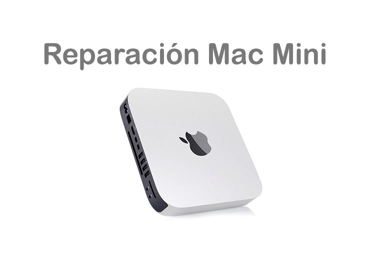 Repara tu Mac Mini en Servicio Técnico Productos Apple