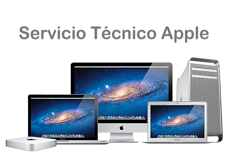 Reparar iMac, Macbook y Mac Pro en Servicio Técnico Apple