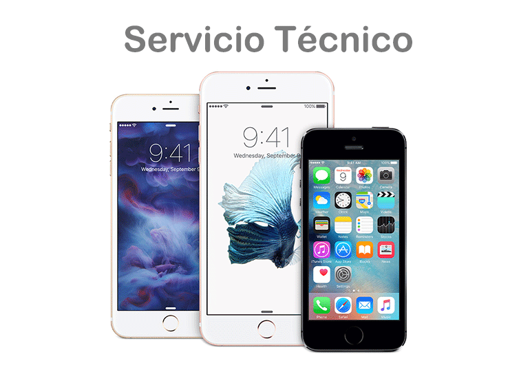 Repara tu iPhone en Servicio Técnico Apple