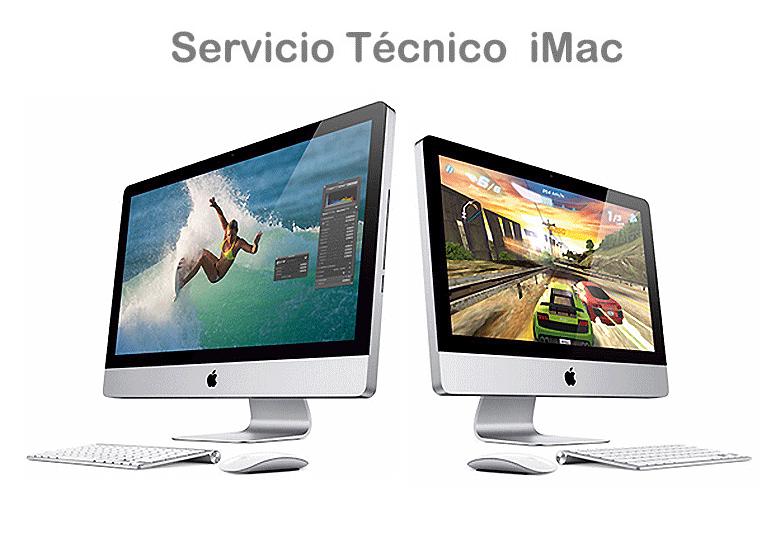 Mejora el rendimiento de tu iMac en  Servicio Técnico Apple
