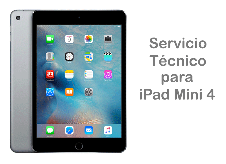 Repara tu iPad Mini en un Servicio Técnico Apple