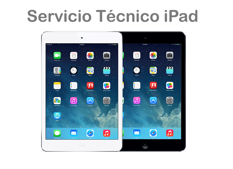 iPad Air no enciende y la pantalla está en negro
