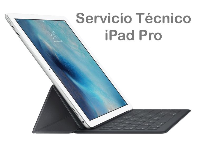 Reparar iPad Pro en Servicio Técnico Apple