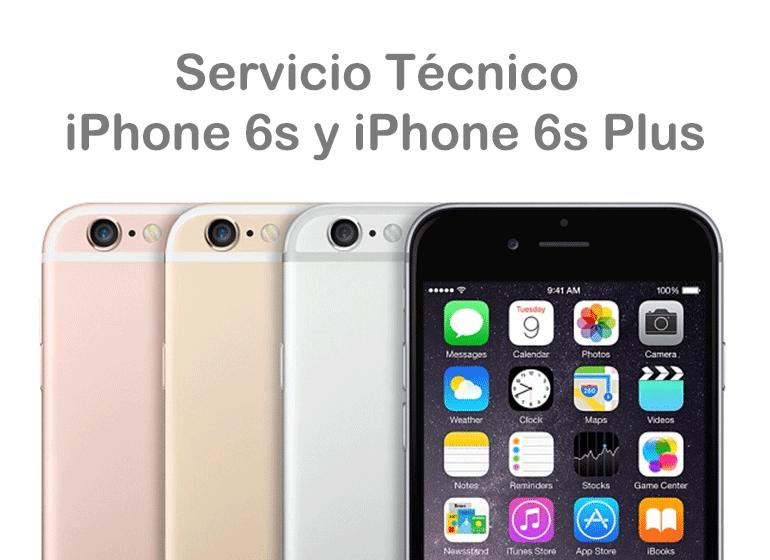 Servicio Técnico para iPhone 6s y iPhone 6s Plus