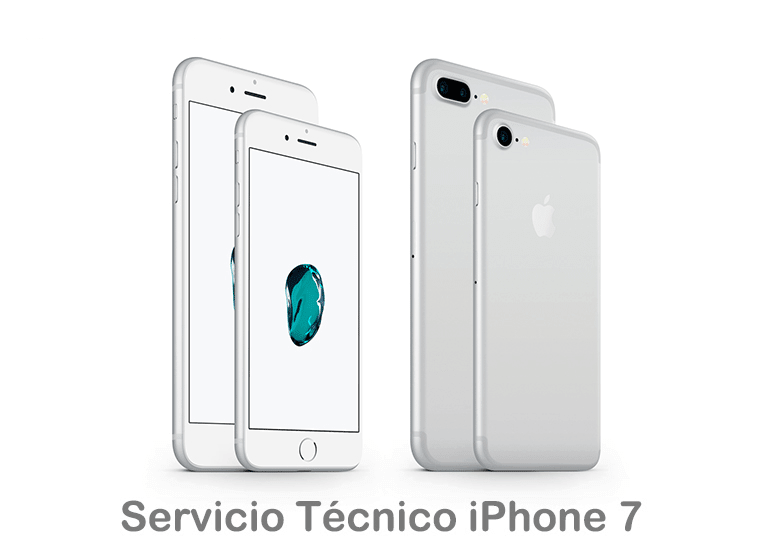 Servicio Técnico Apple para iPhone 7 en Madrid