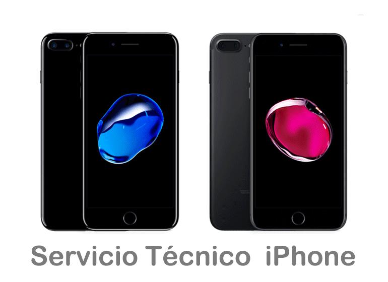 Repara tu iPhone 7 si no funciona correctamente
