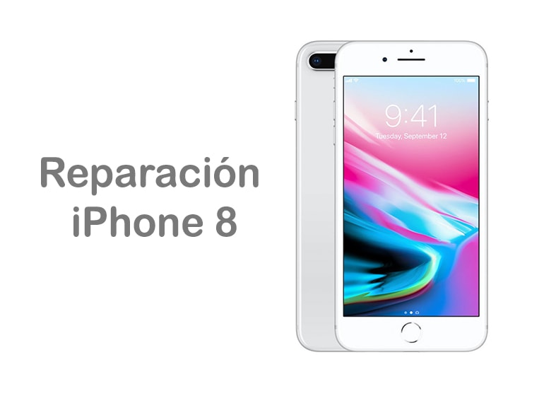 Servicio Técnico Apple para reparar iPhone 8