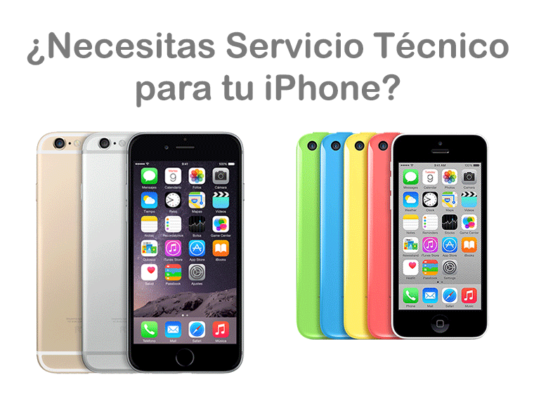 Reparar iPhone en Servicio Técnico Apple