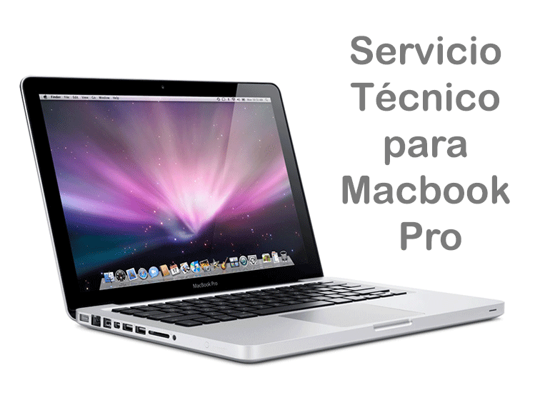 Servicio Técnico Apple para Macbook Pro